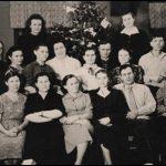 Коллектив Центральной городской библиотеки встречает Новый 1960 г.