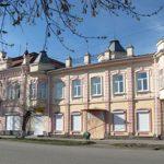 Здание библиотеки 2010 г.