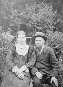 Лидия Григорьевна и Дмитрий Афанасьевич Булдаковы